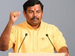 Hyderabad Goshamahal BJP MLA Raja Singh