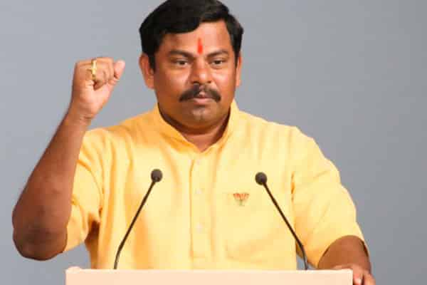 Telangana's BJP MLA ready to quit if CM promises 'package'