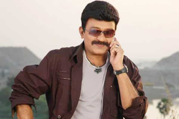 Rajasekhar to Play the role of Chandrababu Naidu in NTR Biopic