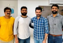 Hero Ram Praveen Sattaru Sravanthi Movies new movie launched