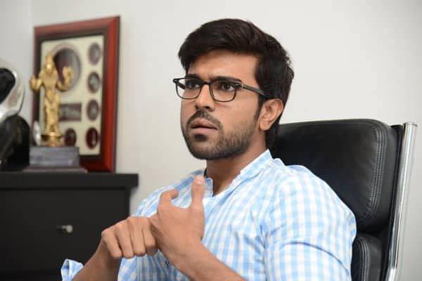 Ram Charan unhappy with needless comparisons