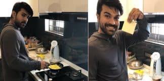 Ram Charan turns Master Chef for Upasana