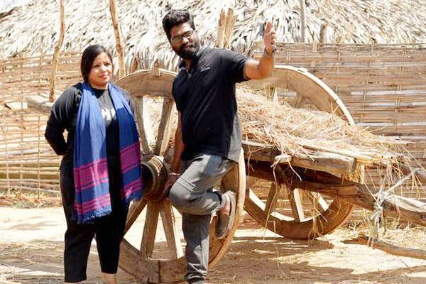 Rangasthalam art directors bag another challenging project