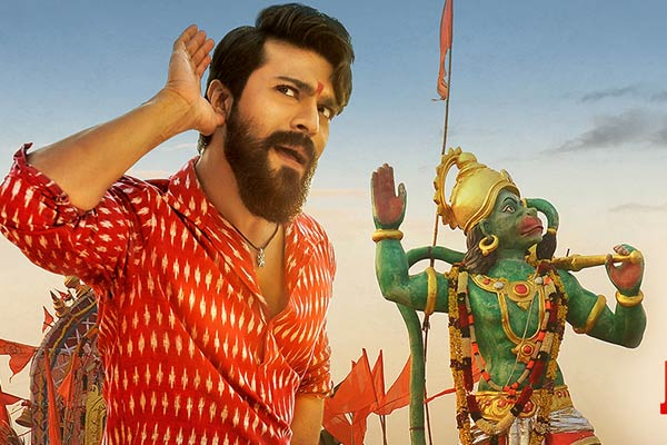 Mahesh Babu says Rangasthalam is raw and rustic