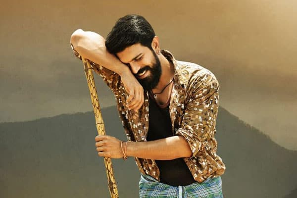 A grand 100 days event for Rangasthalam