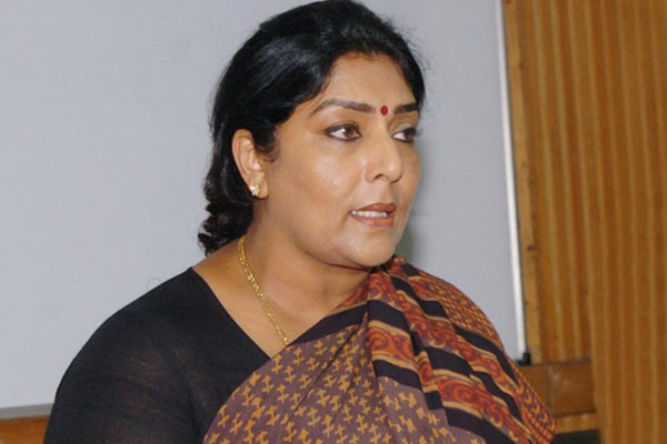 Warrant issued against Renuka Chowdhury in cheating case