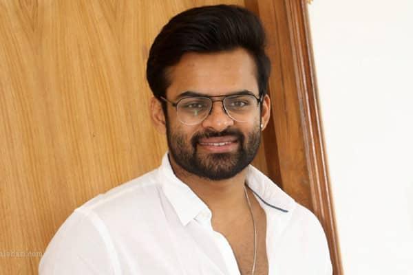 Sai Dharam Tej Karunakaran movie Titled as 'Tej - I Love You',