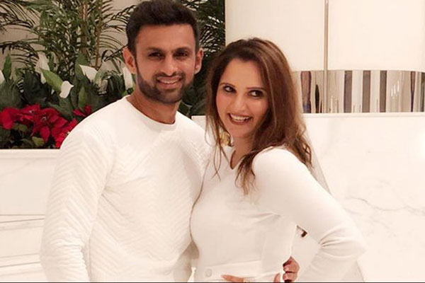 This is what Sania Mirza, Shoaib Malik have named their son