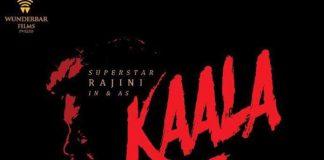 Rajinikanth's Kaala audio launch date