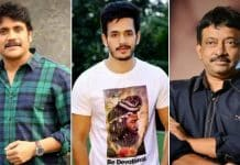 Will Nag go ahead with Akhil - RGV film ?