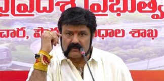 BJP seeks action against Balakrishna for verbal attack on Modi