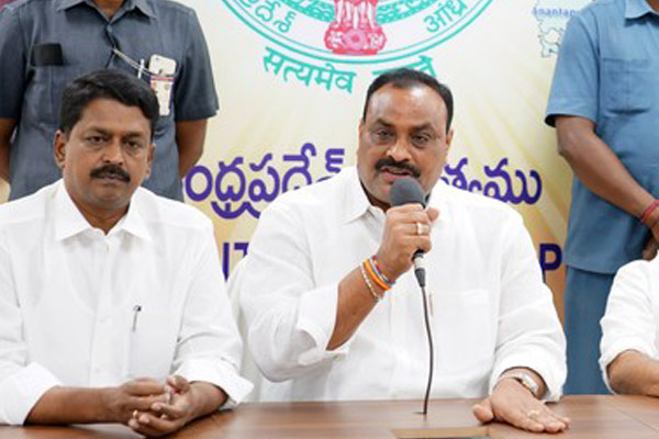 AP will go 30 years back if TDP is not voted – AP Minister Achennaidu