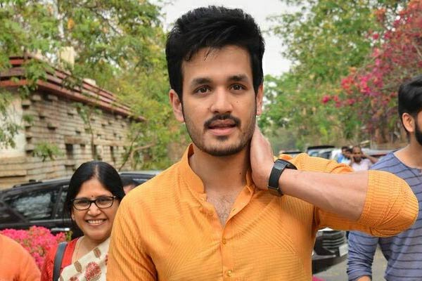 Akhil - Venky Atluri film to kick off in abroad
