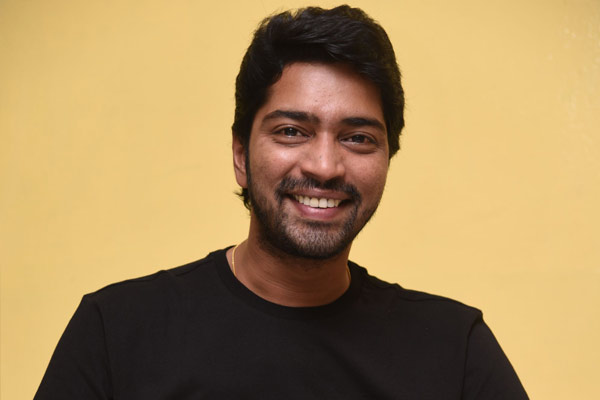 Mahesh's hit number as title for Allari Naresh