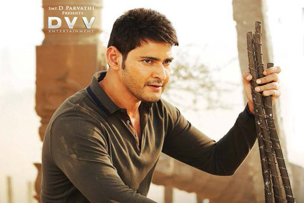Bharat Ane Nenu 25 days Worldwide Collections - Above Average