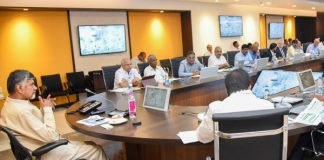 Chandrababu 's 'Polavaram Project' bluff continues!
