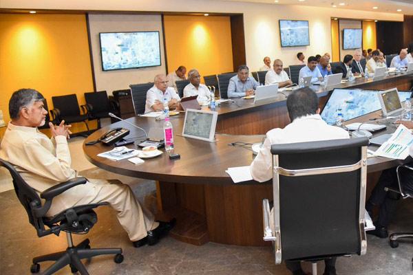 CBN's 'Polavaram Project' bluff continues!