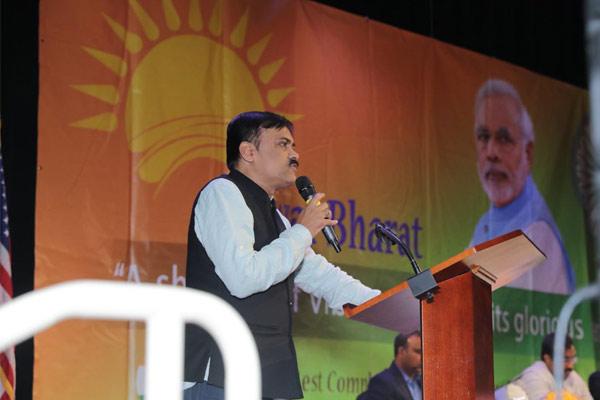 CBN is daydreaming – BJP MP GVL Narasimha Rao