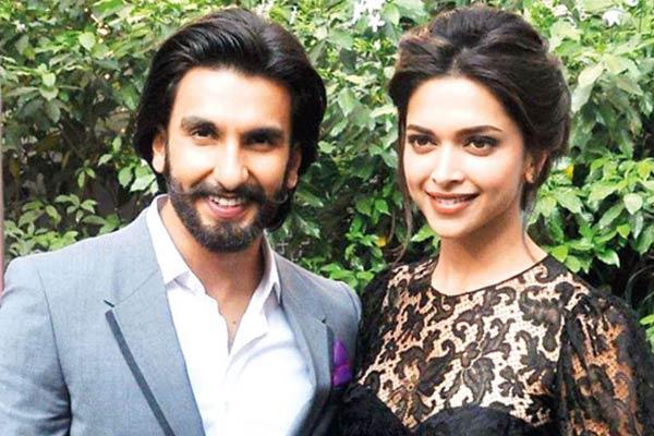 Deepika and Ranveer to tie knot in November ?