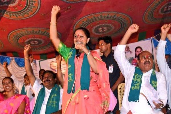 Federal Front will be game changer: Kavitha