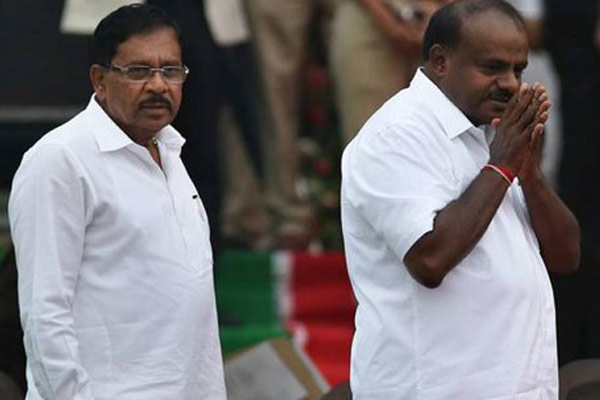Kumaraswamy government wins trust vote after BJP walkout in Assembly
