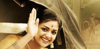 Mahanati inching towards one million mark