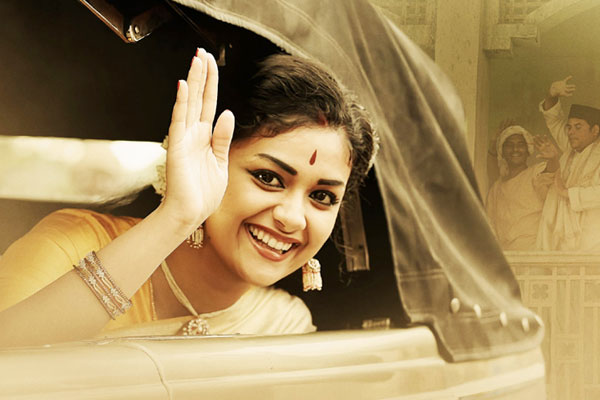 Mahanati inching towards one million mark