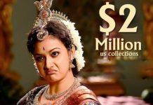 Mahanati mints $ 2 Million in overseas