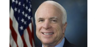 False news of US Senator McCain's death sent to media