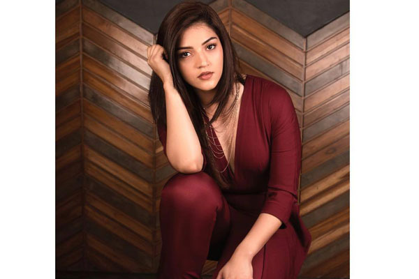 Mehreen rejects working with Mega Hero?