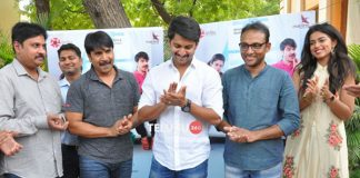 Srinivas Reddy Jamba Lakidi Pamba Teaser Launch Photos