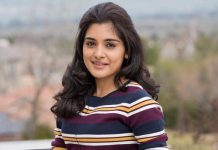 Nivetha Thomas joins the sets of Kalyanram's Next
