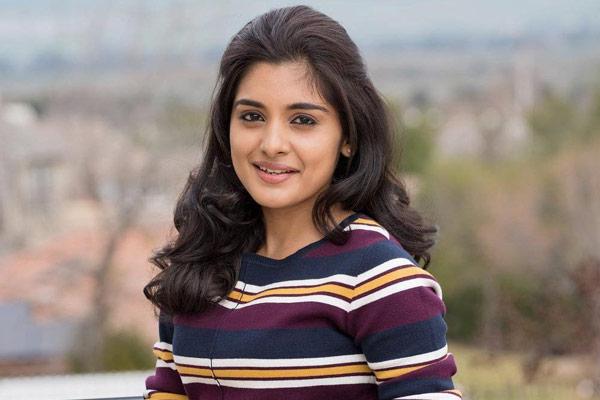 Nivetha Thomas joins the sets of Kalyanram's Next