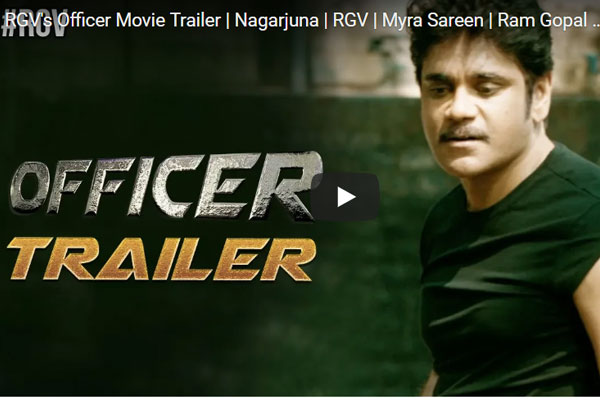 Officer Theatrical Trailer: RGV's Action Template