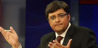 Police Case against Arnab Goswami of republic TV