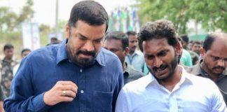 Posani Krishna Murali meets YS Jagan, to build team for campaign