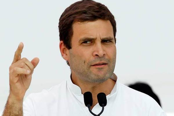 PM Modi not coming back, we will win polls: Rahul