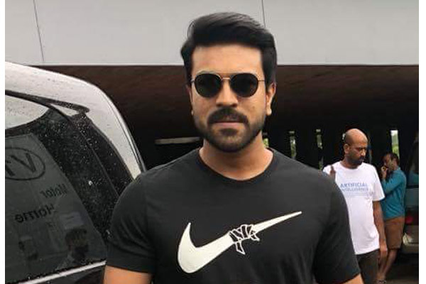 Packed schedule for Ram Charan
