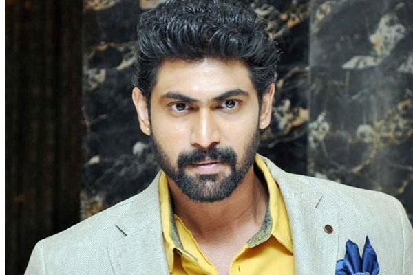 Rana Daggubati roped in for NTR's Biopic?