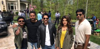 Savyasachi team kick starts US schedule