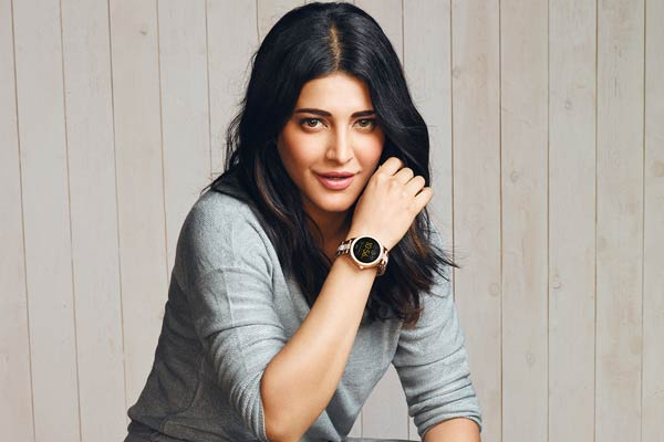 Shruti Haasan's consultations in Tollywood failed?