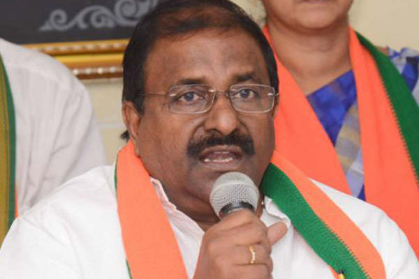 Central Govt Institutions will continue in Amaravati: Veerraju