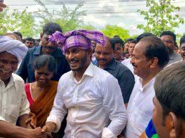 YS Jagan's is 'Kissing Yatra', not 'Praja Sankalpa Yatra' – TDP