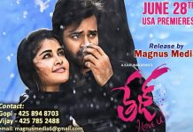 """Tej I Love you"""" Overseas Release by Magnus Media"""