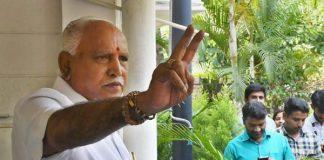 Yeddyurappa resigns before floor test