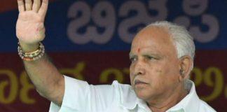 Yeddyurappa sworn-in as Karnataka's 23rd CM