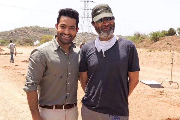 NTR and Trivikram film to roll from March