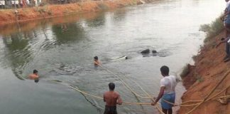 15 killed as tractor falls in Telangana canal