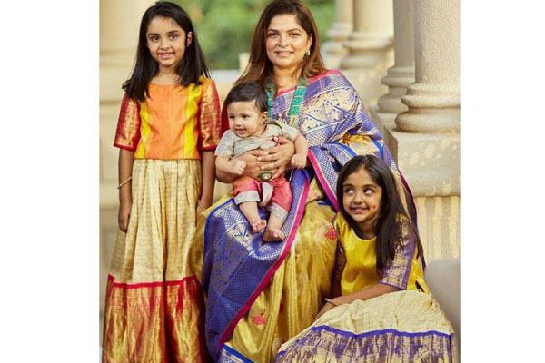 Best Auto Recovery >> Manchu Vishnu Family pics