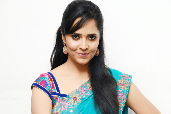 Anasuya roped in for the prestigious Biopic